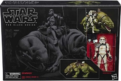 Pre-Order - Star Wars The Black Series Dewback